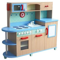 All In One Play Kitchen.