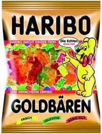 HARIBO. Thoughtful candy!!