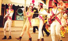 nine in the afternoon music video