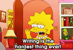 Reality: Writing is the hardest thing ever! | Being A Writer: Expectations Vs. Reality