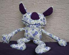 Little soft monster. http://monahtoys.blogspot.sk/
