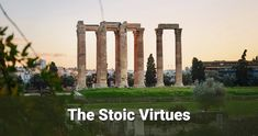 From Happiness India Project Happiness India Project - A Positive Psychology Blog.Stoicism holds the only thing that makes for our ultimate happiness is virtue. What are the Stoic virtues?The post 4 Stoic Virtues – The Core of Stoicism Belief System appeared first on Happiness India Project. Gunnison National Park, National Parks, Scotland Travel, Edinburgh Scotland, Providence Canyon, Happiness Blog, The Dunes, Rocky Mountains, Geology
