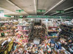 Les photos de lieux abandonnés en 2011 de Fukushima
