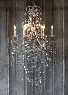 Chandelier Bougie, Chandelier Lighting, Crystal Chandeliers, Chandelier Makeover, Bedroom Chandeliers, Bathroom Chandelier, Large Chandeliers, Candle Chandelier, Antique Chandelier
