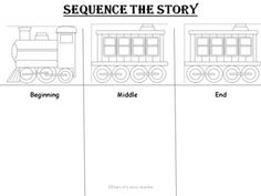Polar Express Literacy Unit! sequencing, compare and contrast, cause & effect, writing prompts..cute!
