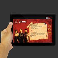 Aikon Band - App