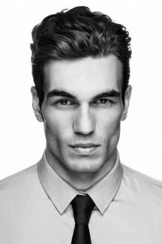 2015 Hairstyles Men Gorgeous Sleek 1950's Business Men Hair  Google Search  Lovers And Players
