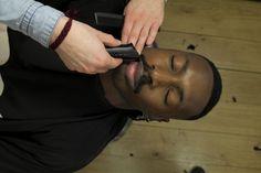 """Look """"Le barbier de Paris"""" #look #mode #barbier #moustache #sega #fashion #mensfashion #fashionformen #barber #barbershop"""