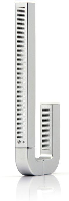 bluetooth portable speaker | lg. Product design #productdesign