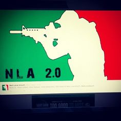 NLA 2.0 - More content, more features, more interactions. Stay tuned on Next Level Airsoft. #NextLevelAirsoft