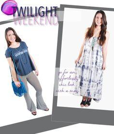 Twilight Weekend Looks