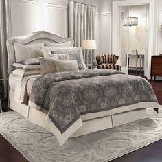 Jennifer Lopez bedding collection Cosmopolitan Bedding Coordinates