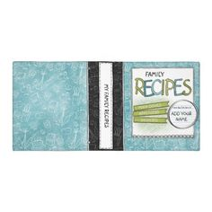 Family Recipes Custom Avery Binder