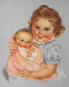 Charlotte Becker- baby sister