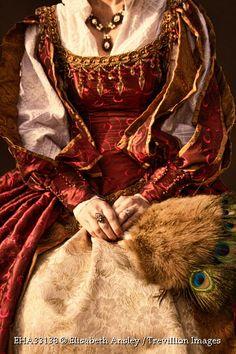 Kingdom:  #Raiment for the #Kingdom, © Elisabeth Ansley / Trevillion Images.