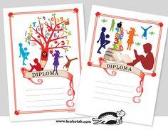 Nyomtatható diploma gyerekeknek. Hamarosan aktuális!  printable diploma for kids