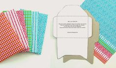 Diy free download printable handmade envelopes diy kids crafts