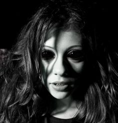 Dave Mac uploaded this image to 'Changeling'. See the album on Photobucket. Michelle Trachtenberg, Scary Makeup, Halloween Face Makeup, Reaper Costume, Avengers, Call Of Cthulhu, World Of Darkness, Were All Mad Here, Portrait