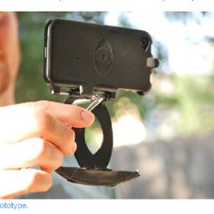 STABIL-i Case.  Amazing stabilizer stops shakes when filming with your iPhone!  Super compact, built-into your iphone case!   Get it on Kickstarter now!