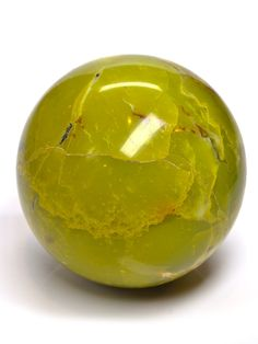 New Green Opal Spheres just added. See more here: http://www.exquisitecrystals.com/minerals/opal