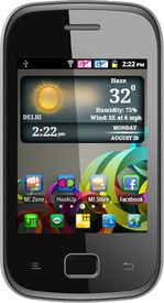 micromax A25 features and specifications