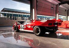 Private Collector - Ferrari 512S at the 2011 Silverstone C… | Flickr