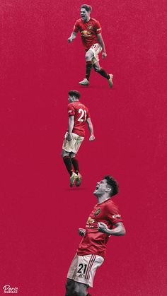 Manchester United Team, Manchester United Wallpaper, Man Utd Fc, Sports Graphic Design, Background Images Wallpapers, Football Design, Sports Clubs, Man United, Football Players