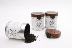 The Tea Guild - packaging #luxury