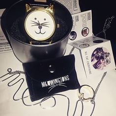 Catier Watch / meowingtons /  http://www.meowingtons.com/ @theoneandonlyk8