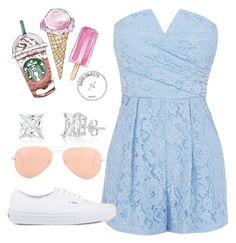 Classic teen by puppy-love-68 on Polyvore featuring polyvore, fashion, style, Coast, Vans and Ray-Ban