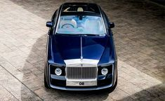 Every unveiling of a new Rolls-Royce car comes with a lot of buzz, but it's difficult to remember a model that shook the world as much as Sweptail. Designed for a mysterious millionaire who was des…