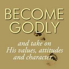 Number one goal to be like christ(jesus)not your pastor or leader