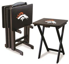 Use this Exclusive coupon code: PINFIVE to receive an additional 5% off the Denver Broncos TV Trays at SportsFansPlus.com
