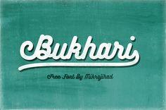 Bukhari Script font by Mikrojihad Font - FontSpace