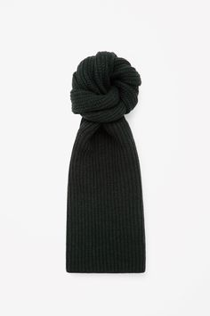 COS | Chunky wool scarf