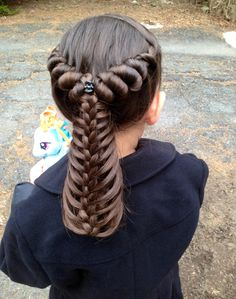 Elvish braid