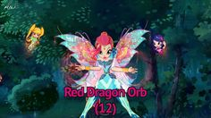 Winx Club 6 - Bloom Bloomix Spells - English