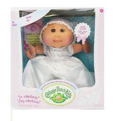 NIB Cabbage Patch Babies Special Edition - Hispanic Brunette Girl Doll -Aspen Ph #JakksPacific #Dolls