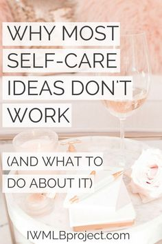 Why most self-care tips are missing the point. Buying a scented candle or a bath bomb is not going to solve your stress. burn out or overwhelm. Here is what to do instead! #selfcaretips #self-caretips #burnout #stresstips #stressadvice #iwmlbproject