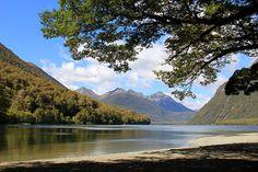 Neuseeland – Vielfalt der Südinsel, Kalenderblatt Juli: Mirror Lakes
