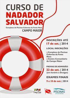 Campomaiornews: Curso de Nadador Salvador em Campo Maior