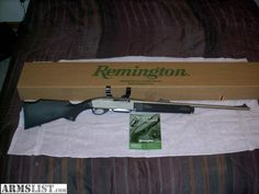 270 automatic rifles | ... For Sale: Remington 7400 Weathermaster .270 semi-auto (LOWER PRICE