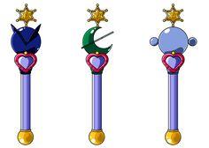 Outer Lip Rods by FluffyBlueSheep.deviantart.com on @deviantART