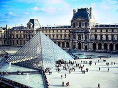 TRAVEL . july 10, 2014 . Postcard from Paris, France . Musée du Louve