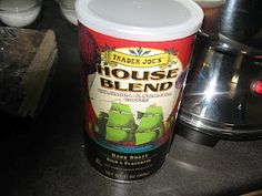 Trader Joes House Blend-The worlds best coffee