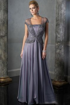 Gowns for mother of the bride