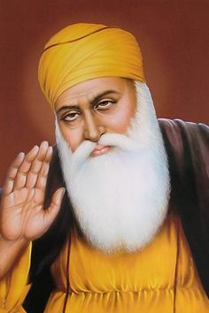 The way you are looking for guru nanak dev ji images and HD images, photo wallpaper or picture gallery. we have best collection of guru nanak dev ji photo frame and images. Guru Nanak Picture, Guru Nanak Photo, Guru Nanak Ji, Nanak Dev Ji, Gurpurab Images, Thoughts For Teachers Day, Guru Nanak Teachings, Guru Nanak Wallpaper, Guru Nanak Jayanti