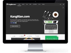 KANGRIAN.COM WebLog Design