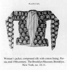 19th c women's coat