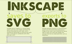 The difference between PNGs and SVGs in Inkscape by John LeMasney via http://365sketches.org